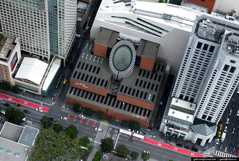 Музей современного искусства Сан-Франциско (сSFMOMA)