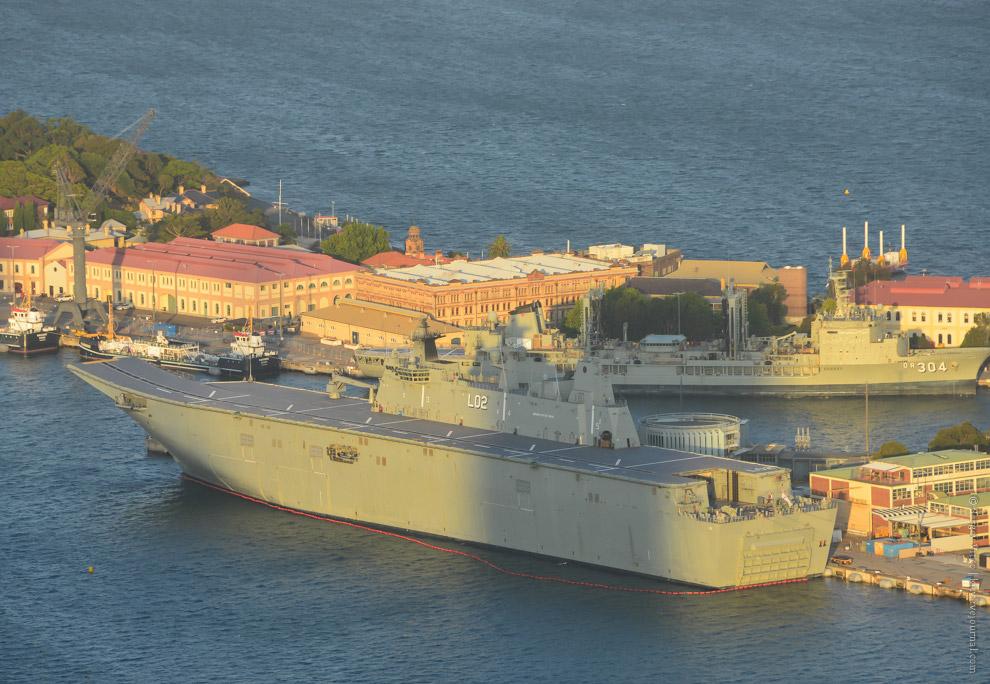 база ВМС Королевского Австралийского флота, HMAS Kuttabul