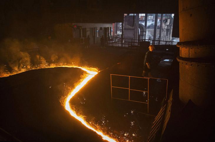 Как закалялась сталь. В Китае
