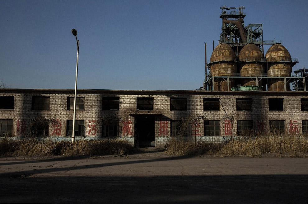 «Зомби-фабрика» в Таншане