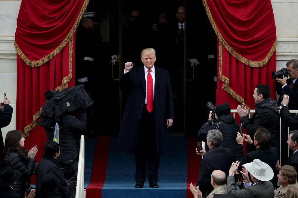 Инаугурация Трампа