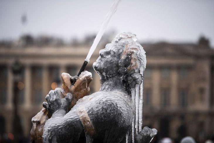 Зима в картинках