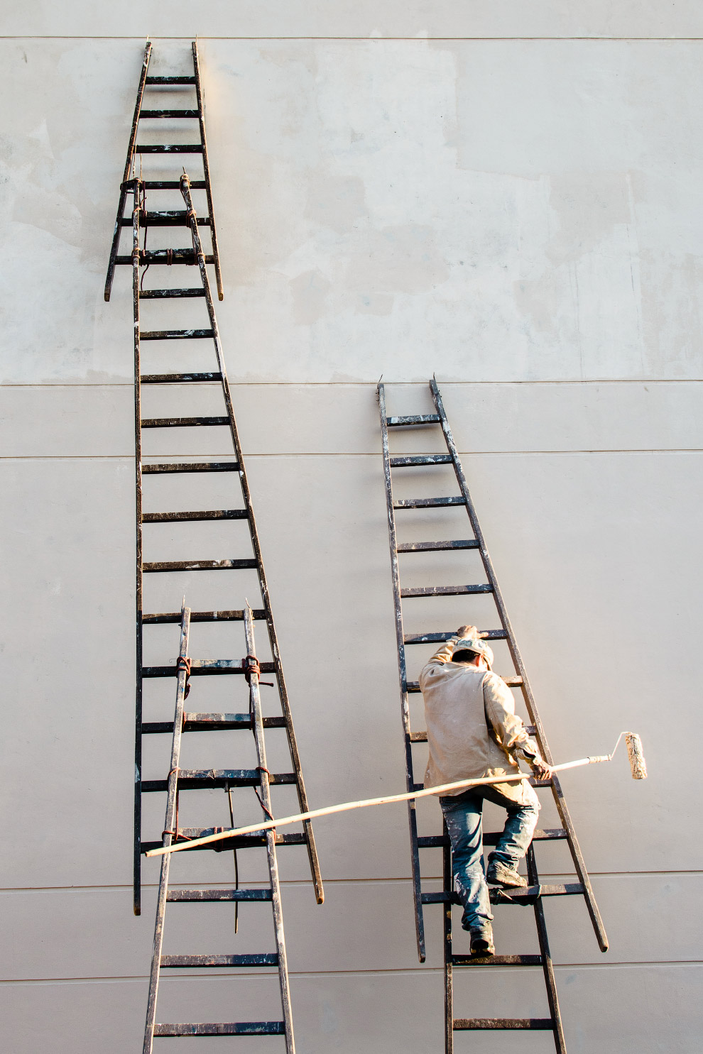 Лестницы на небо в Парагвае