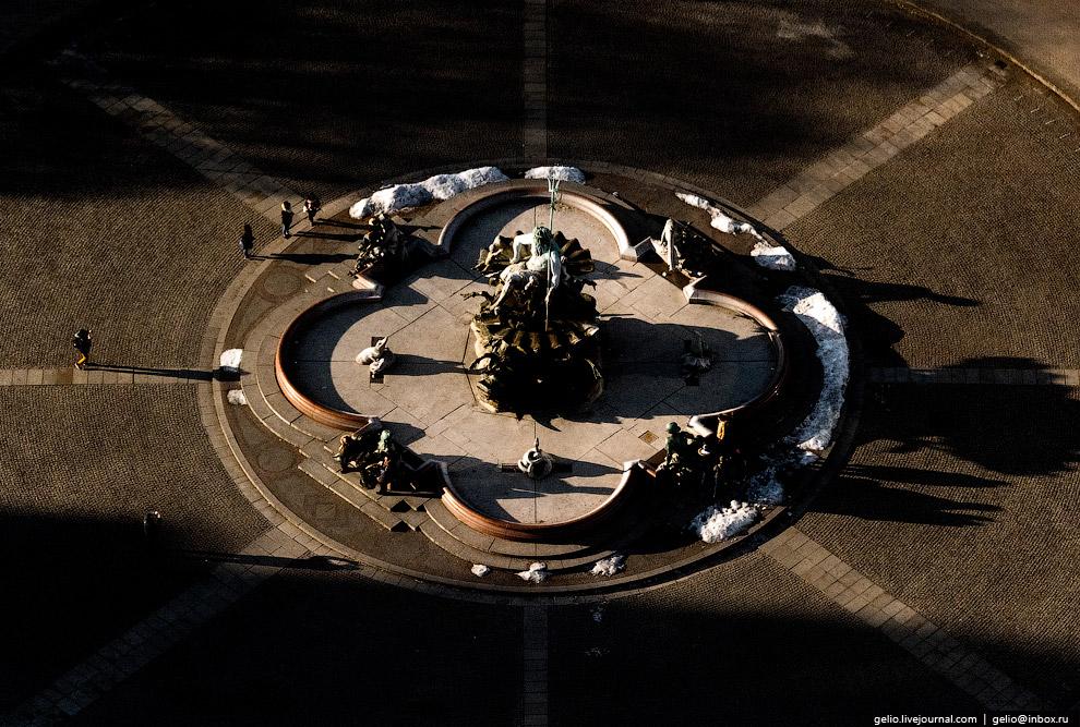 «Нептун» — один из старейших фонтанов Берлина
