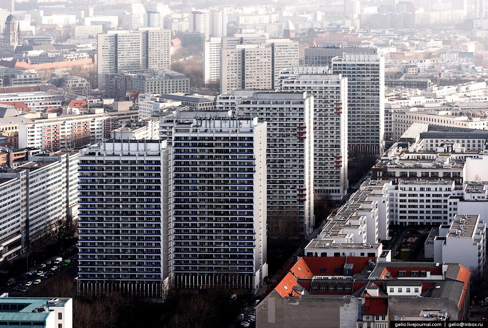 Комплекс жилых многоэтажек «Лейпцигская улица»
