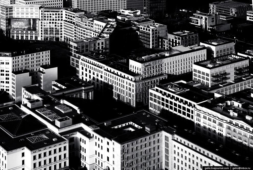 комплекс зданий Бундесрата в районе Лейпцигской площади