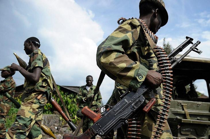 Демократическая республика Конго