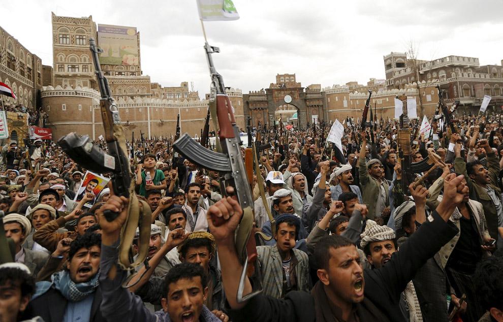 №5. Йемен