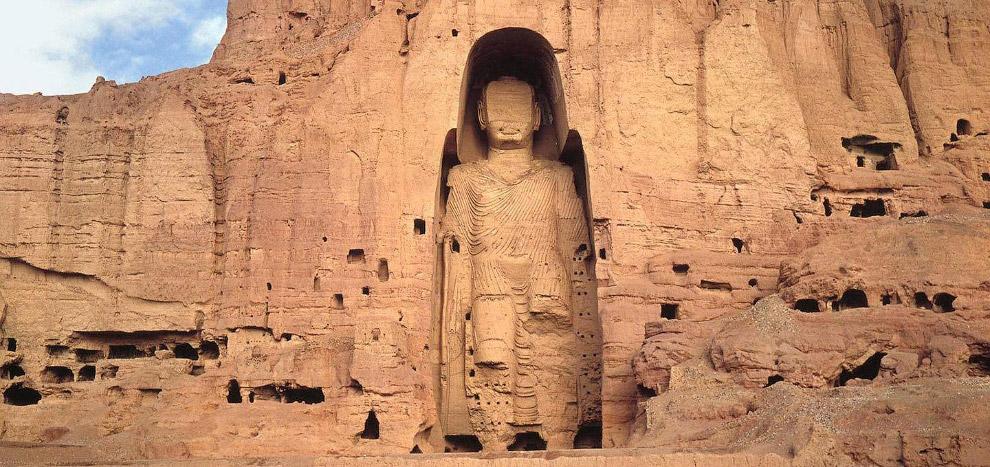 скульптура Бамиян