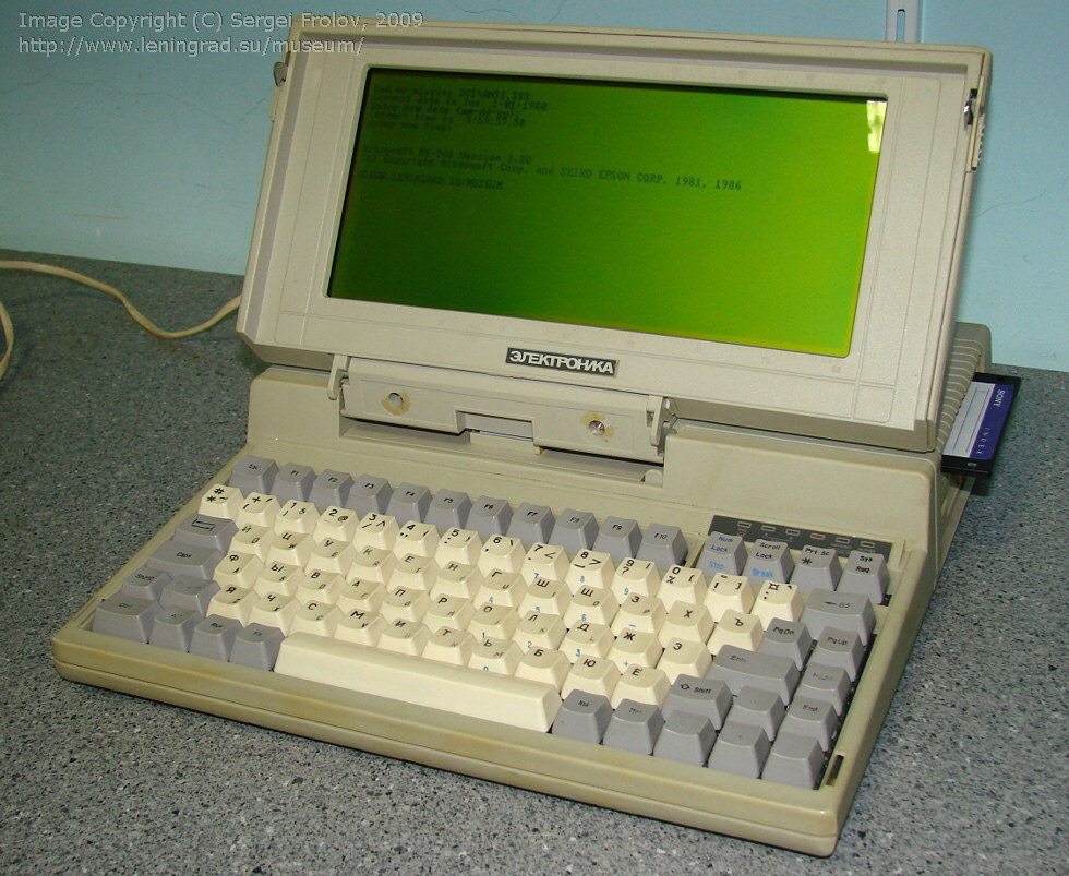 «Электроника МС 1504»