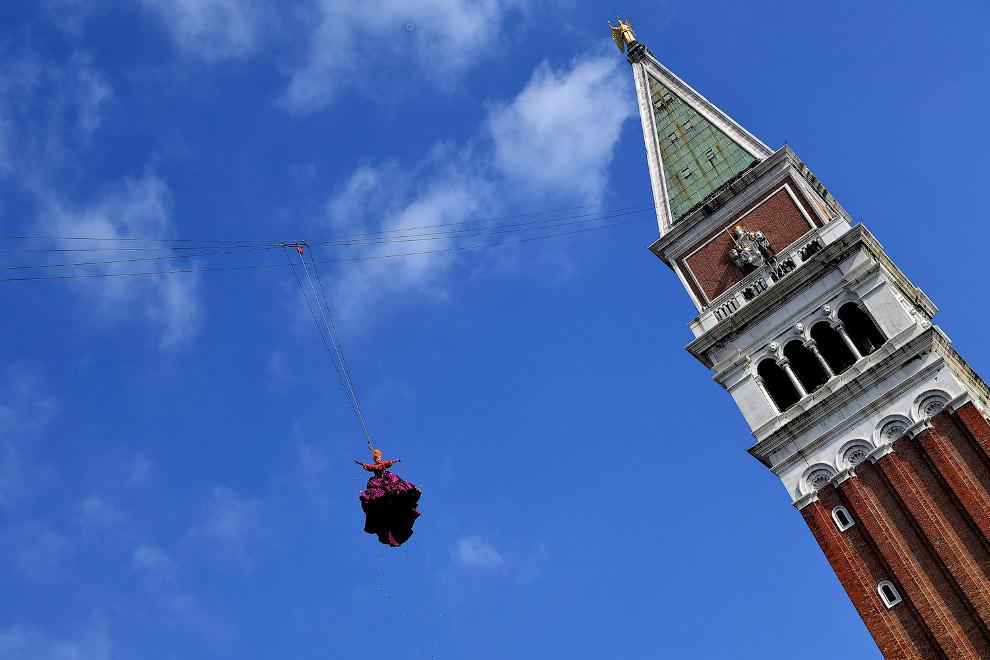 Ангел венецианского карнавала