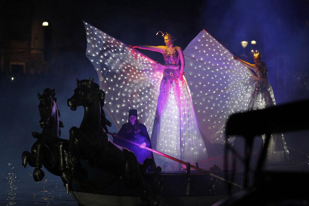 карнавала в Венеции