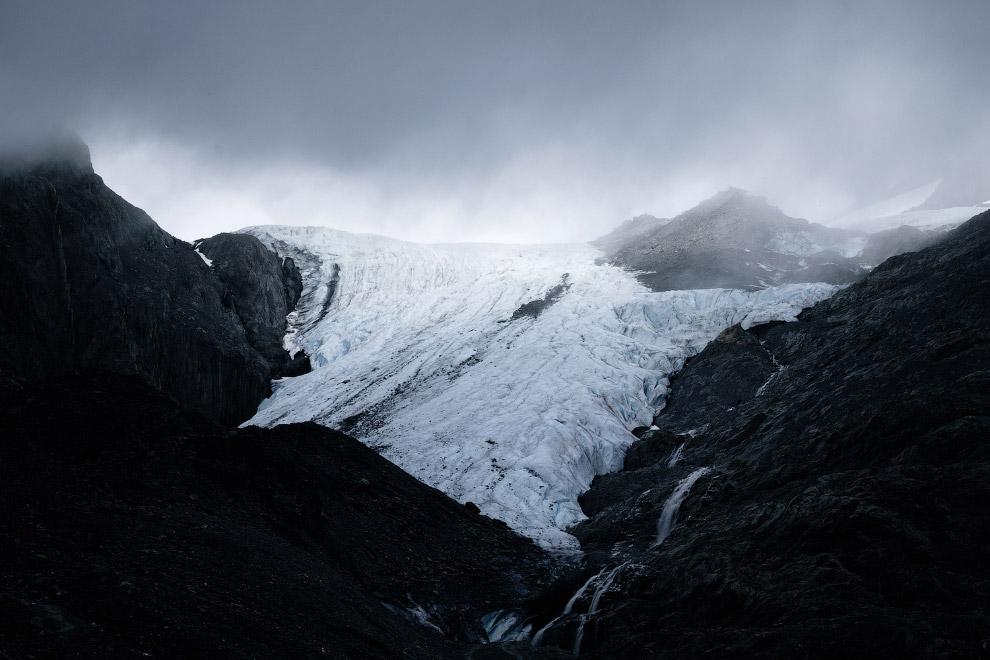 Ледник Уортингтона