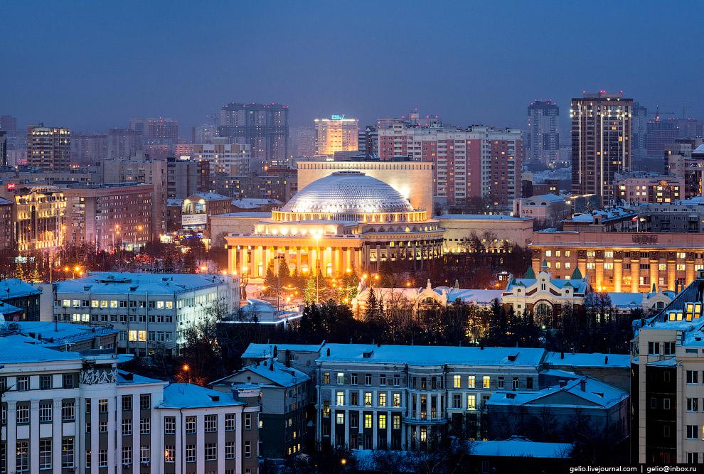 Новый бренд оперного театра — НОВАТ.