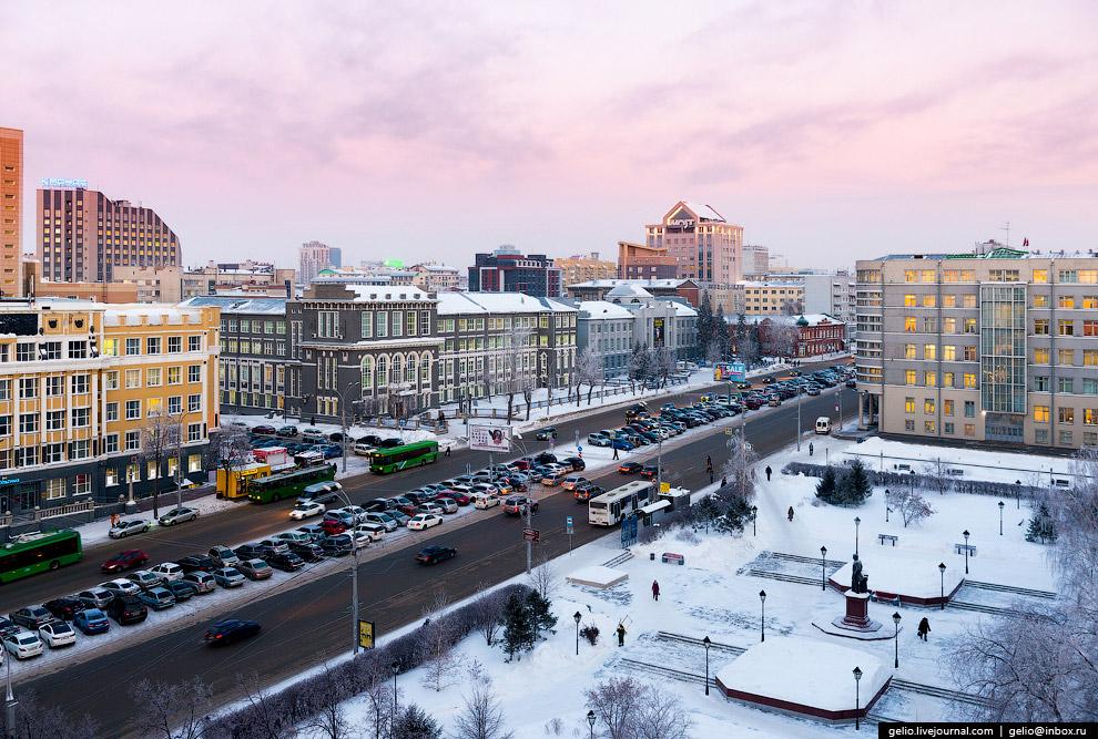 Площадь Свердлова