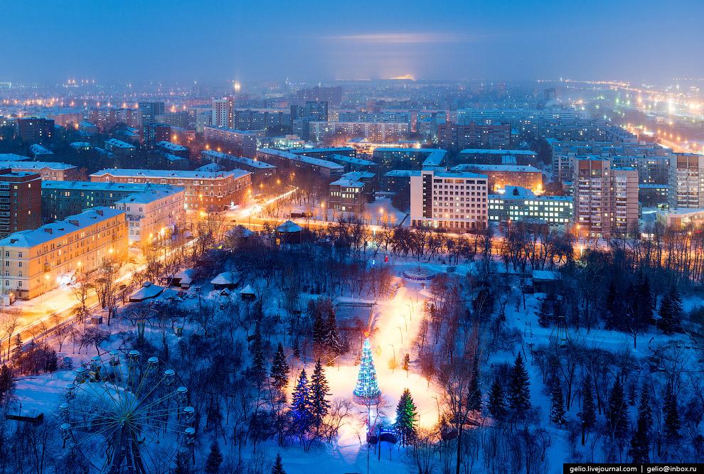 Парк культуры и отдыха имени С.М.Кирова («Сад Кирова»).