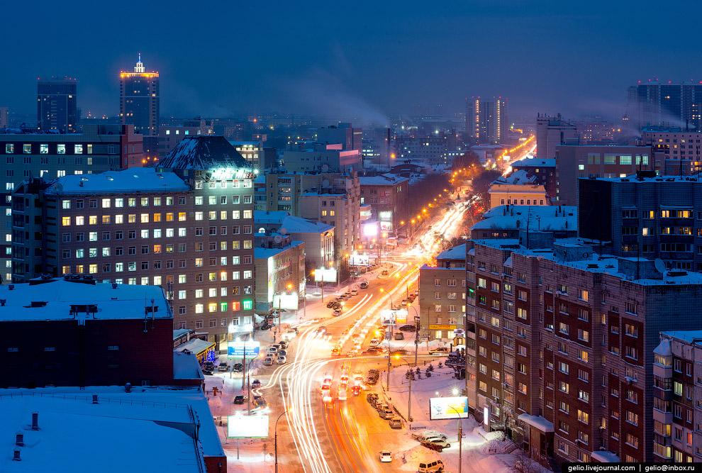 Улица Писарева.