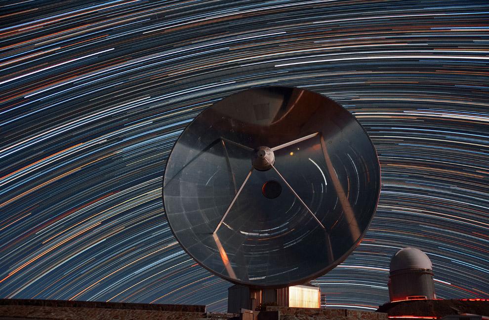 Обсерватория Ла-Силья