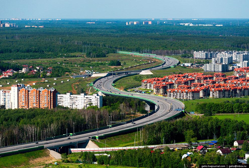 Северный обход города Одинцово