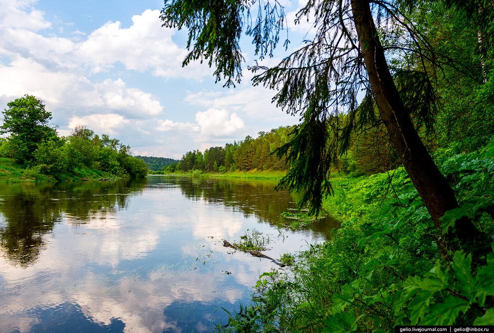 Природный рекреационный комплекс «Волковский берег»