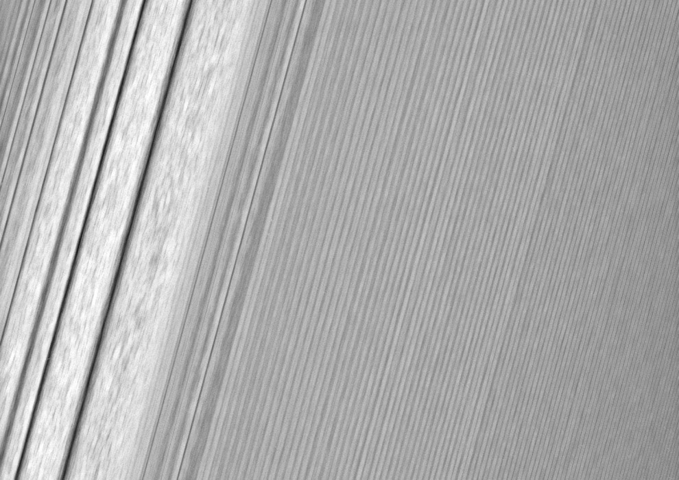 Сатурн – властелин колец