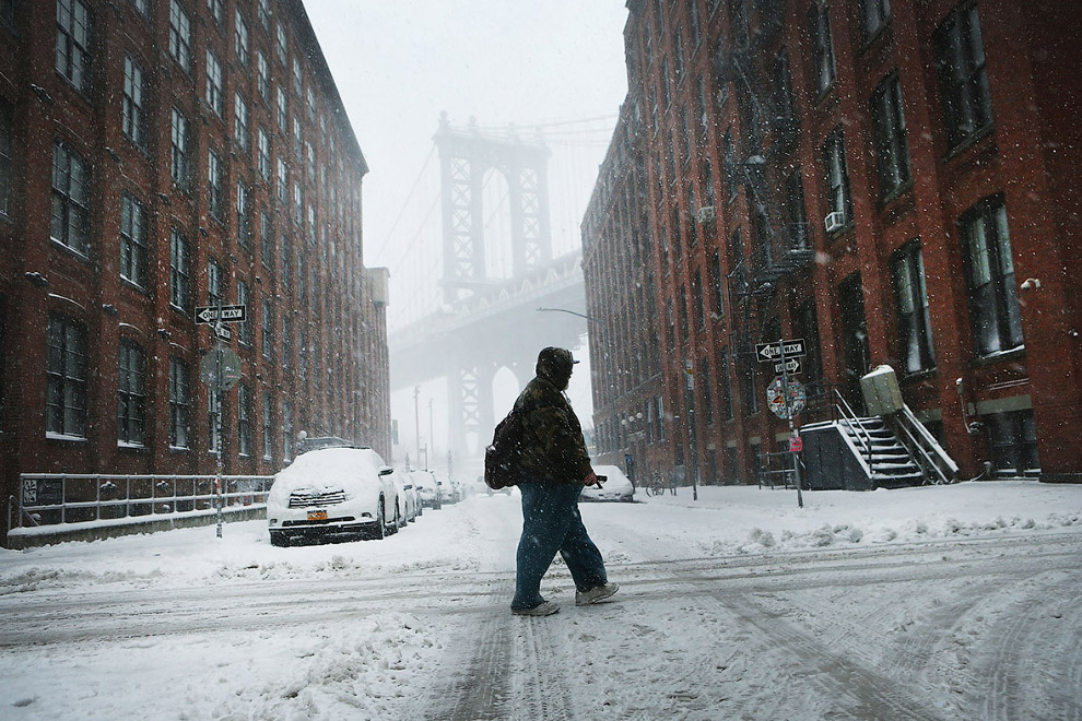 И снова Бруклин, Нью-Йорк