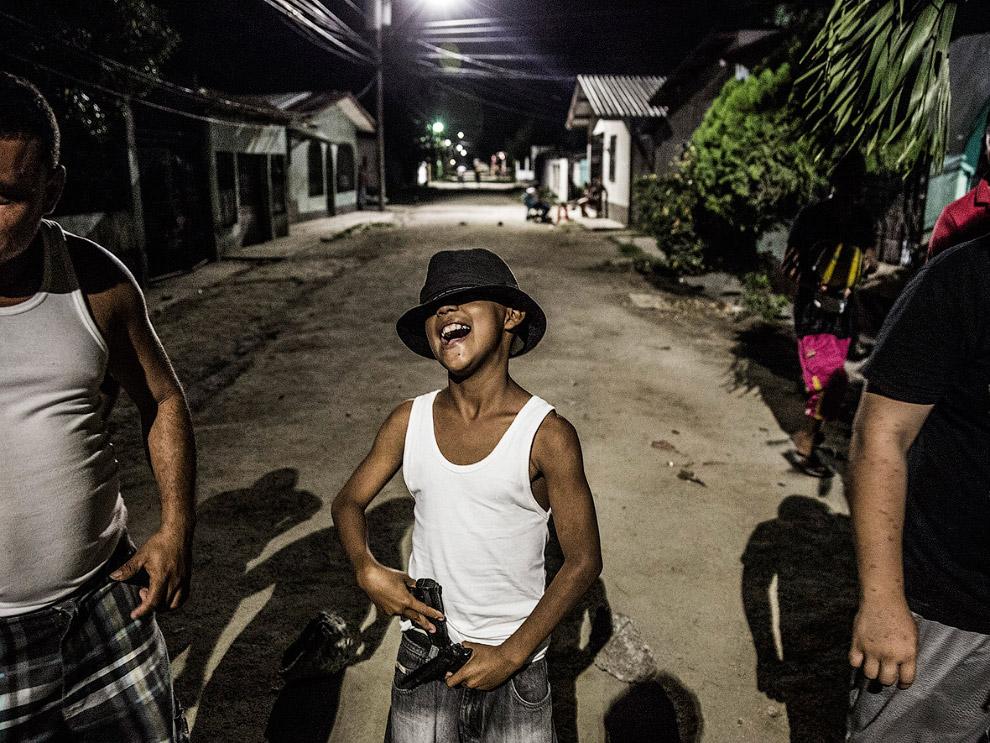Бандитская жизнь в Гондурасе