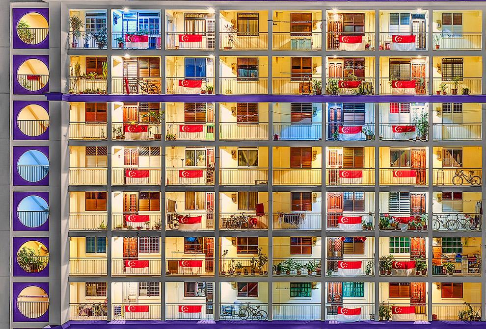 Особенности государственного жилья в Сингапуре