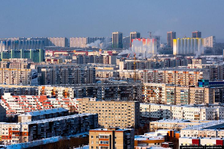 Город Сургут