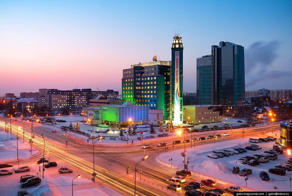 ентральный офис ООО «Газпром трансгаз Сургут» — дочернего общества ПАО «Газпром».
