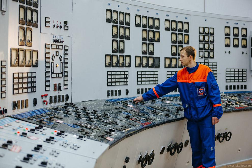 ТЭЦ-3 в Омске
