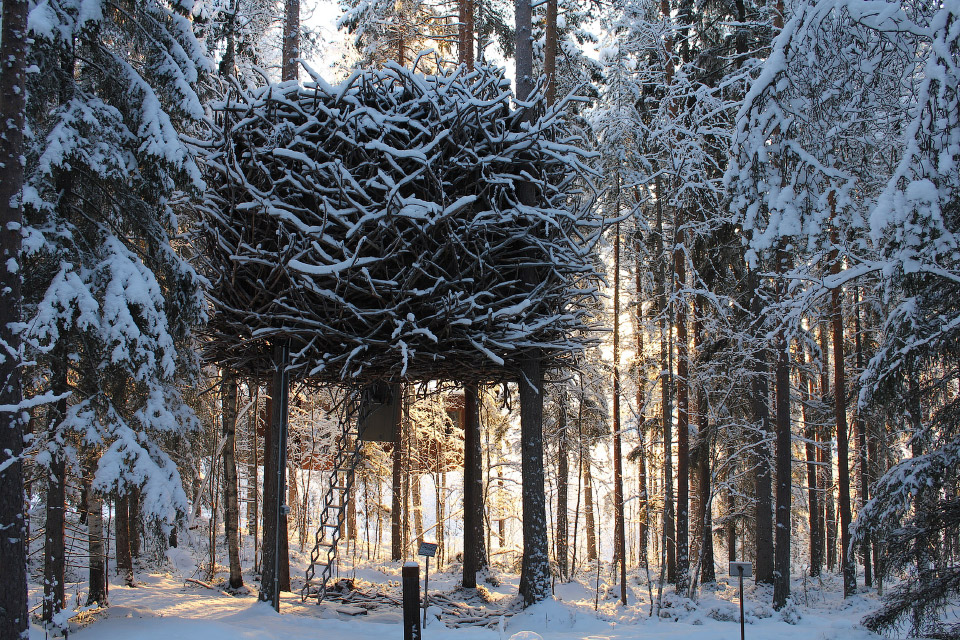 Treehotel).