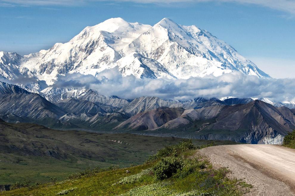 Национальный парк и заповедник Денали, Аляска