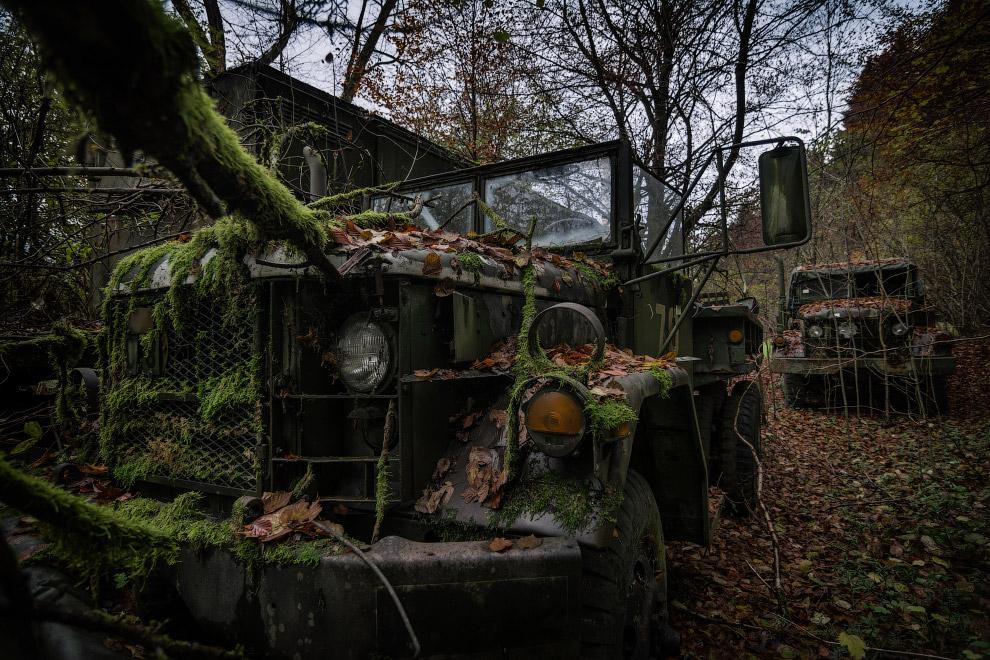 Загробный мир машин