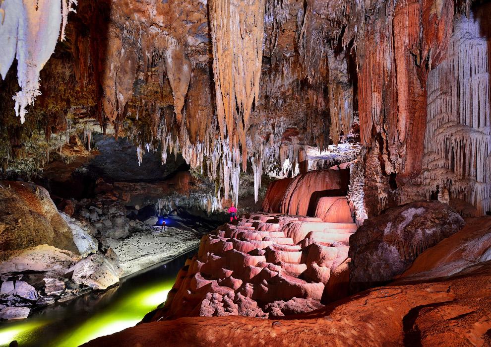 Пещера Лапа Тера Ронка