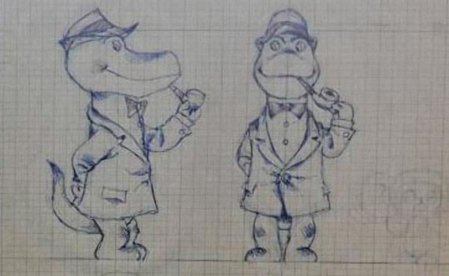 Как создавали Крокодила Гену и Чебурашку