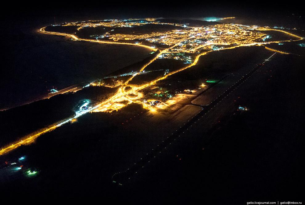 Международный аэропорт «Ханты-Мансийск»