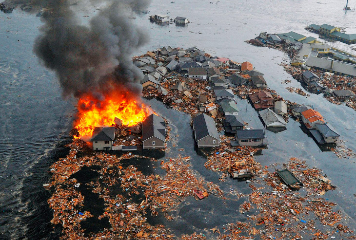 Землетрясение в Японии: 6 лет спустя