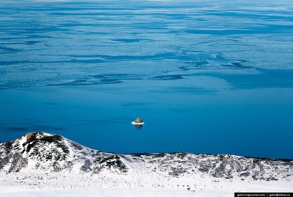 Залив Шелихова (Охотское море)