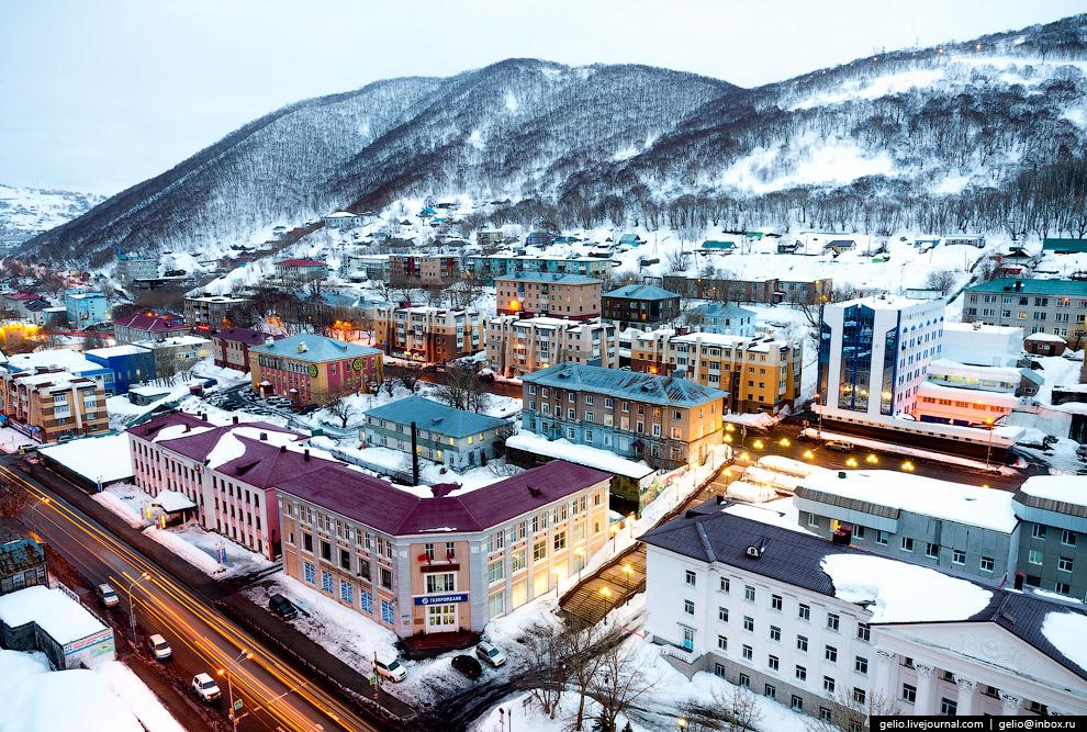 Петропавловськ-Камчатський