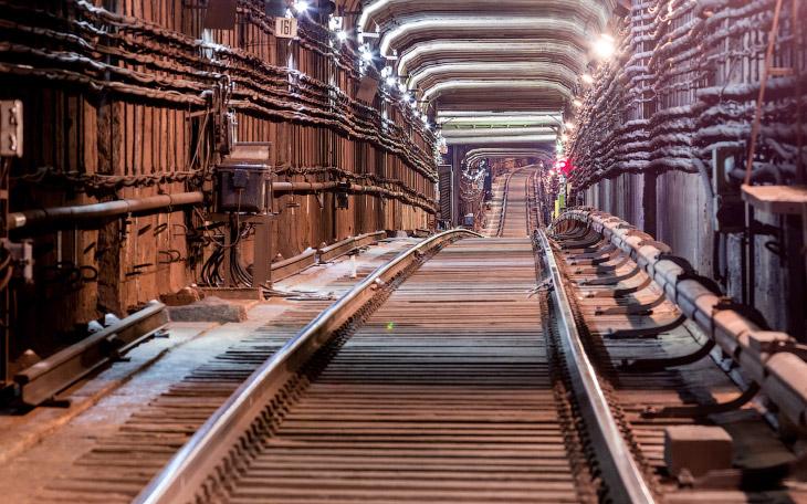 Московская подземка