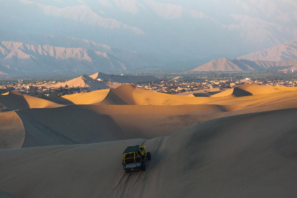 Пустыня Наска