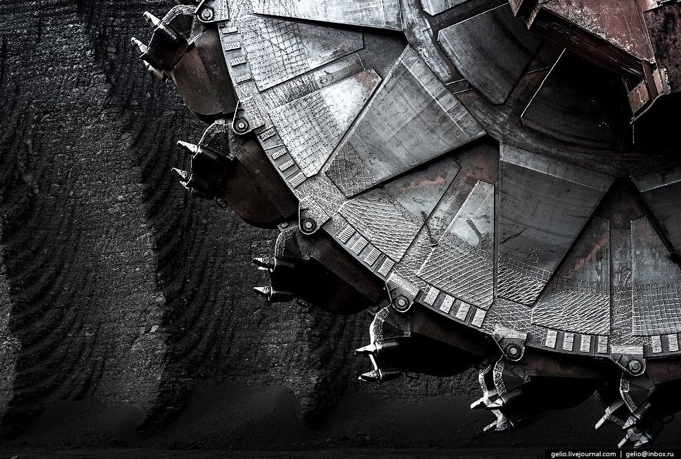роторный экскаватор ЭРШРД-5250