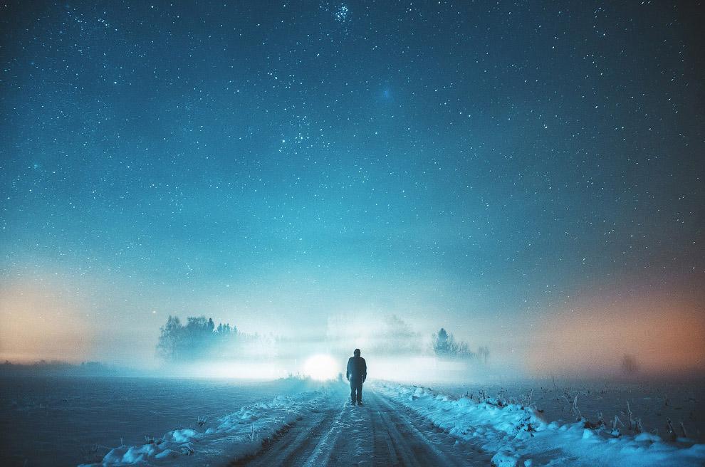Эстония: странник