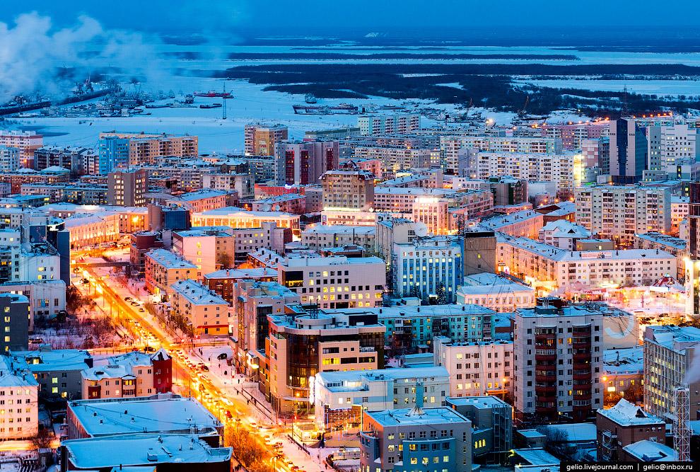 Якутск — крупнейший город планеты