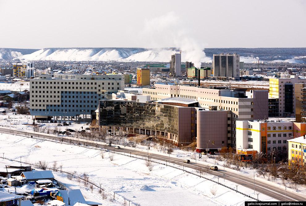 СВФУ — единственный в мире современный научный и образовательный центр