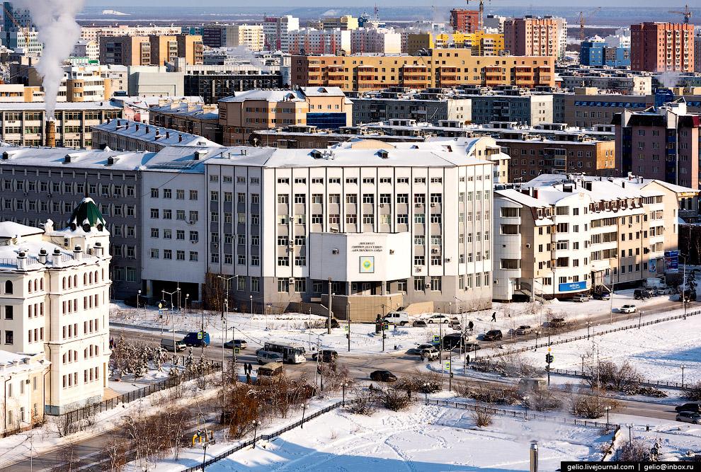 Институт горного дела Севера им. Н.В. Черского СО РАН