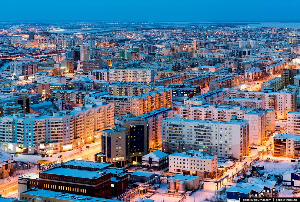 Улица Пояркова.