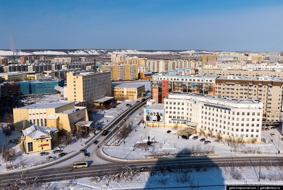Площадь Аммосова