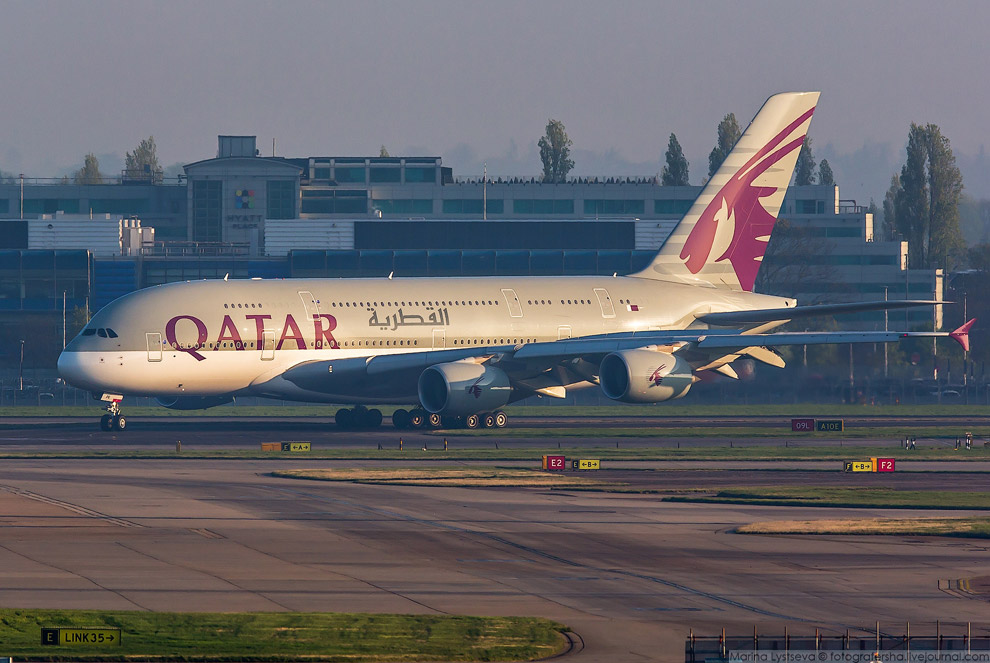 Qatar Airway